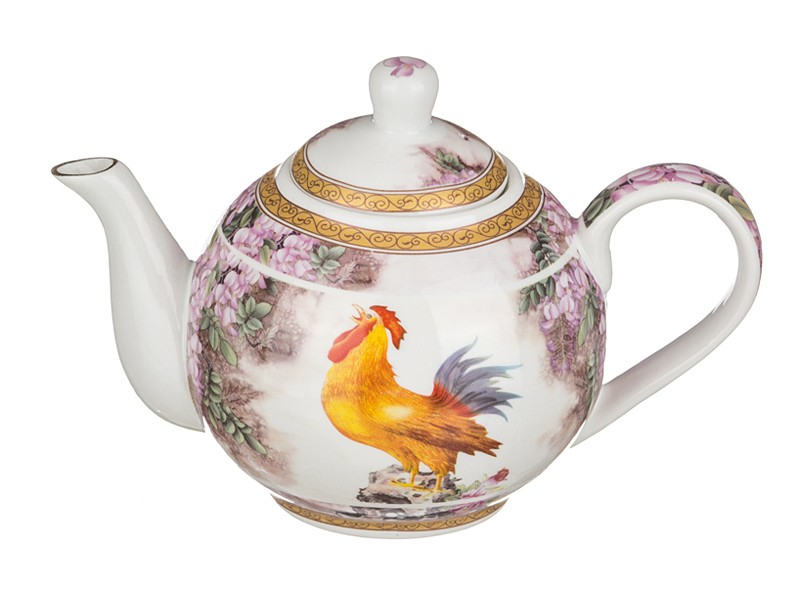 Заварочный чайник Золотой петух