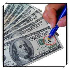 Ручка - детектор банкнот