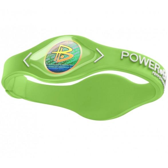 Браслет Power Balance зеленый
