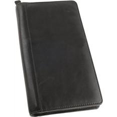 Дорожное портмоне William Lloyd, черное