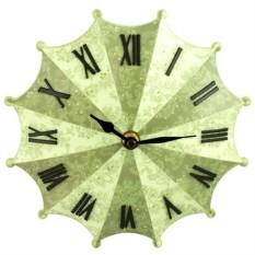 Настольные часы Зонтик ретро N1