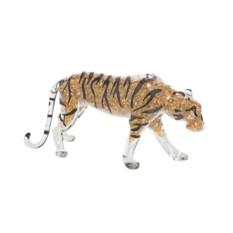 Хрустальная статуэтка Бенгальский тигр