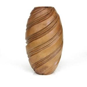 Ваза деревянная
