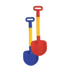 Пластмассовая игрушка Лопата