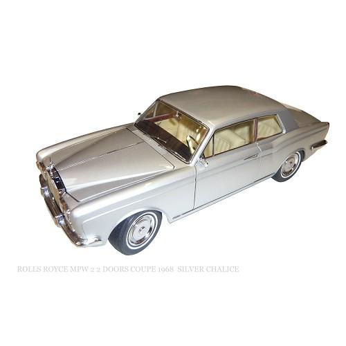 Модель Rolls-Royce Silver Shadow Mulliner 1968'