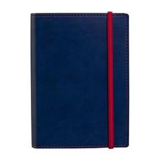 Блокнот Vivid Colors в мягкой обложке, синий