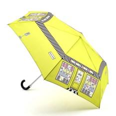 Женский зонт Fulton Lulu Guinness Superslim-2