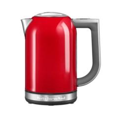 Красный электрический чайник 1.7л KitchenAid