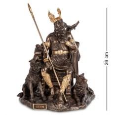 Статуэтка из полистоуна Один - бог войны и Победы