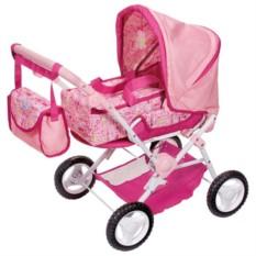 Игрушечная коляска Делюкс 3 в 1 Baby Born