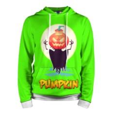 Мужская 3D толстовка Pumpkin Halloween