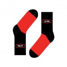 Носки Astra, красные