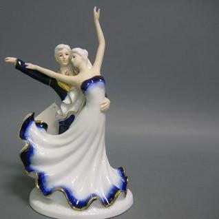 Фигурка «Пара в танце»