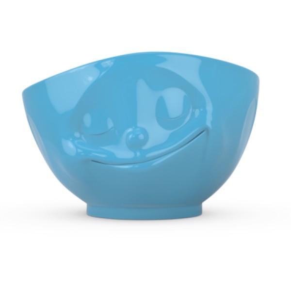 Пиала Tassen Улыбка, голубая