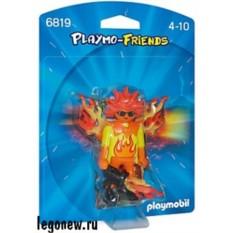 Конструктор Playmobil Playmo-Friends Человек-пламя