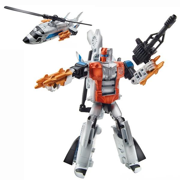 Фигурка Hasbro Transformers  Комбайнер Ворс Дэлюкс