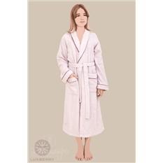 Халат банный Basic (розовая пудра)