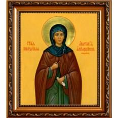 Икона Анастасия Патрикия Преподобная Александрийская