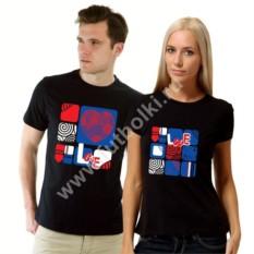 Парные футболки Love Squared