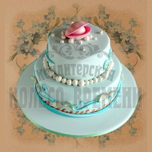 Торт «Морская жемчужина»