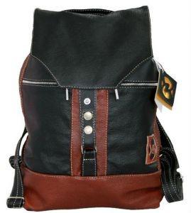 Кожаный рюкзак Городской шик
