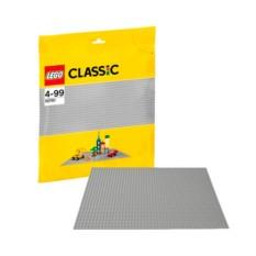 Серая строительная пластина LEGO Lego Classic