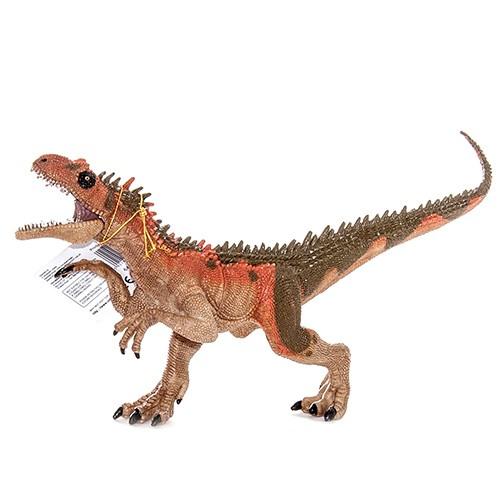 Фигурка динозавра с двигающейся пастью Megasaurs (HGL)