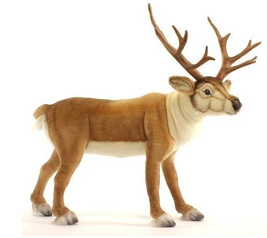 Мягкая игрушка Северный олень, Hansa