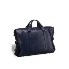 Синяя деловая сумка для архитекторов Valvasone