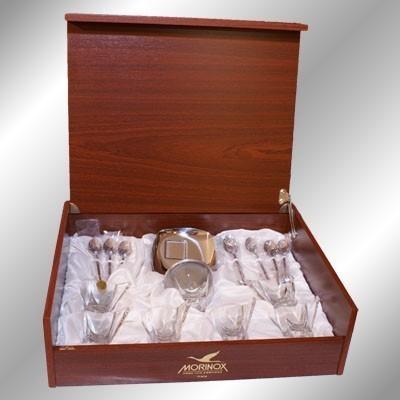 Подарочный кофейный набор на 6 персон
