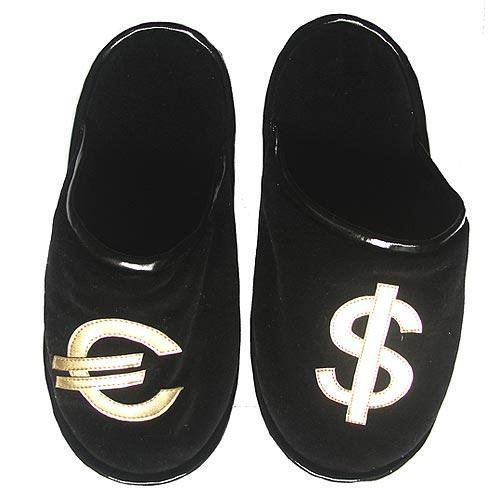 Тапочки домашние Евро-Доллар, женские