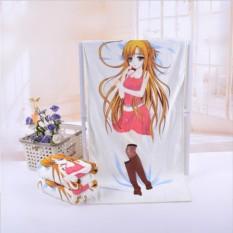 Необычное полотенце Девушка
