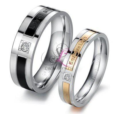 Кольца для влюбленных Бесконечная любовь, верная и крепкая