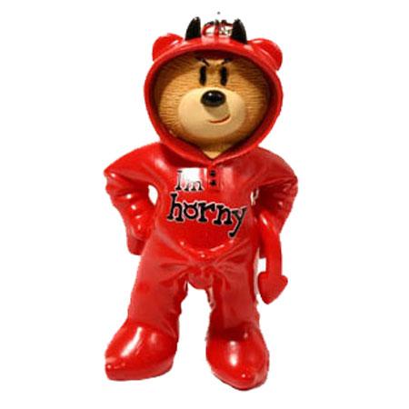 Медведь Хорни