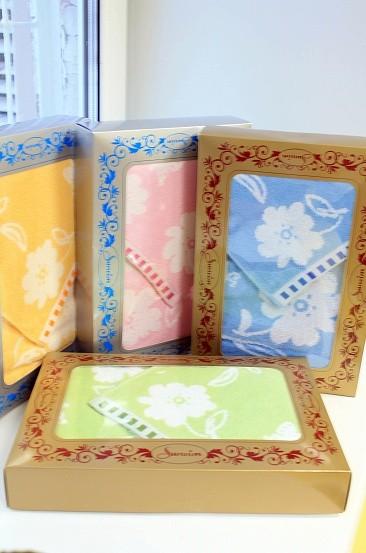 Подарочный набор полотенец Полянка (2 полотенца)