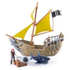 Игровой набор Pirates of Caribbean Корабль Джека Воробья