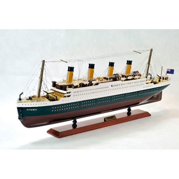 Корабль «Титаник» (80х30х9,5см.)