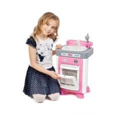 Детский набор Carmen №3 с посудомоечной машиной и мойкой