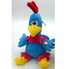 Мягая озвученная игрушка Цыпленок Жорка