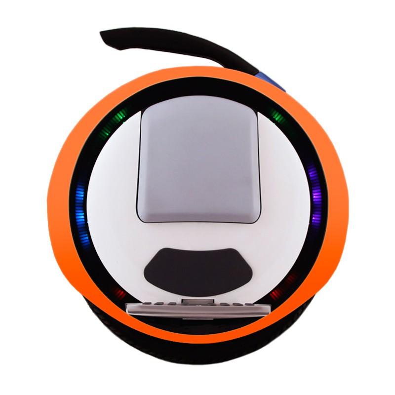 Оранжевое моноколесо Ninebot One E