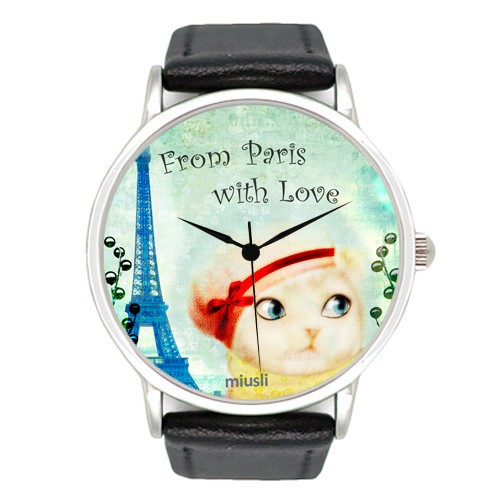 Наручные часы Miusli From Paris with love