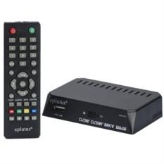Цифровой приемник телевидения с HD медиаплеером DVB-127T