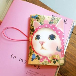Держатель для карточек Play choochoo - Pink hood