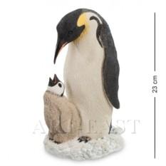 Статуэтка Пингвин с детенышем