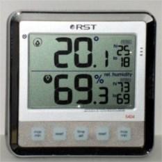 Престижный цифровой термометр-гигрометр для помещения