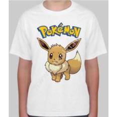 Детская футболка Покемон