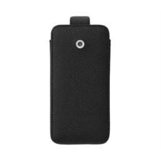 Черный кожаный чехол для IPhone 6 Graf von Faber-Castell