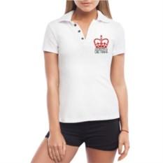 Женская футболка polo Императрица Света