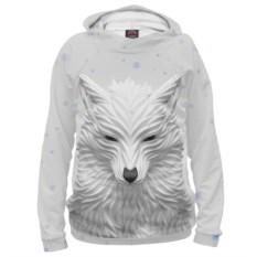 Мужское худи 3D Волк