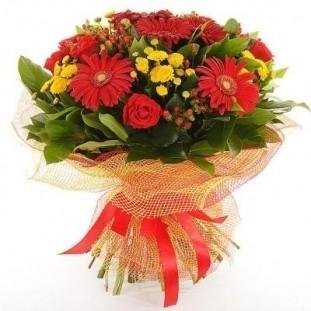 Букет цветов Романтик